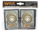 Ultra Pro Magic the Gathering White Mana Deck Protectors (80 count pack)