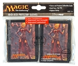 Ultra Pro Magic the Gathering Chandra Deck Protectors (80 count pack)