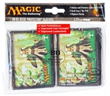 Ultra Pro Magic the Gathering Uitu - Ghazi Deck Protectors Horizontal (80 count pack)