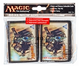 Ultra Pro Magic the Gathering New Prahu Deck Protectors Horizontal (80 count pack)