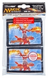 Ultra Pro Magic the Gathering Chandra Deck Protectors Horizontal (80 count pack)