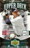 2006 Upper Deck Series 2 Baseball Hobby Box