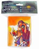 Ultra Pro Warrior Princess Queenie Deck Box (60 Count Case)