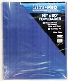 "kUltra Pro 16""x20"" Toploaders (10 Count Pack)"