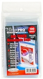 Ultra Pro One Touch Resealable Bags (100ct. Pack)
