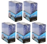 Ultra Pro 3x4 Premium Toploaders 25 Count Pack (Lot of 5)