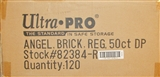 Ultra Pro Angel Red Standard Deck Protectors Case - 120 Packs