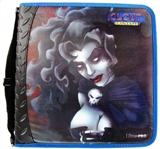 Ultra Pro Zippered Gaming 3-Ring Album with Vampire Art (6 Count Case) (Great for Magic)!