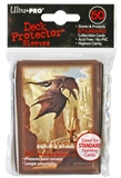 Ultra Pro Dragon Caller Standard Deck Protectors by Ciruelo (50 Count Pack)