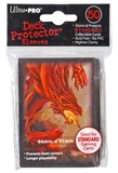 Ultra Pro Dragon Standard Deck Protectors by Easley (50 Count Pack)