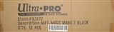 Ultra Pro Magic the Gathering Black Grave Titan Playmat Case of 12