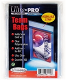 Ultra Pro Sleeves Team Bags (100 Count Pack)