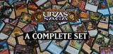 Magic the Gathering Urza's Saga A Complete Set SLIGHT PLAY (SP)