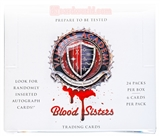 Vampire Academy: Blood Sisters Hobby Box (Leaf 2014)