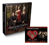 The Vampire Diaries Season 2 Trading Cards Binder (Cryptozoic 2012)