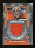 2012/13 In the Game Between The Pipes Jerseys Silver #M58 John Vanbiesbrouck /140