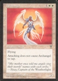 Magic the Gathering Visions Single Archangel LIGHT PLAY (NM)