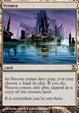Magic the Gathering Time Spiral Single Vesuva - SLIGHT PLAY (SP)