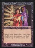 Magic the Gathering Promo Single Vampiric Tutor Foil (DCI) - MODERATE PLAY (MP)