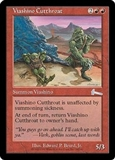 Magic the Gathering Urza's Legacy Single Viashino Cutthroat Foil