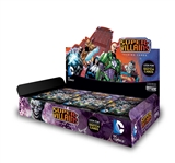 DC Comics Super-Villains Trading Cards Box (Cryptozoic 2015) (Presell)