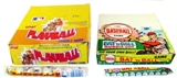 Vintage Swell & Leaf Baseball Gum Boxes (Full Boxes)