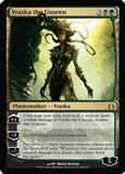 Magic the Gathering Return to Ravnica Single Vraska the Unseen Foil