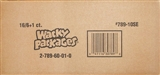 Wacky Packages Series 7 Trading Card 6-Pack Blaster 16-Box Case (Topps 2010)