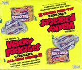 Wacky Packages Series 2 Hobby Box (2005 Topps)