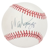 Wade Boggs Autographed Boston Red Sox American League MLB Baseball (JSA COA)