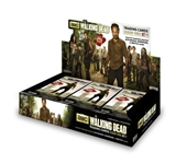 The Walking Dead Season 3 Set 1 Trading Cards Box (Cryptozoic 2014) (due January)