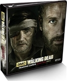 The Walking Dead Season 3 Part 2 Trading Cards Album/Binder (Cryptozoic 2014)