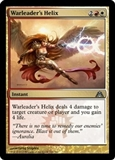 Magic the Gathering Dragon's Maze Single Warleader's Helix Foil