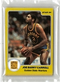 1983/84 Star Co. Basketball Warriors Bagged Set