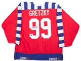Wayne Gretzky Autographed Authentic CCM 1992 All-Star Jersey #32/199 (Gretzky Authentic)