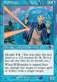 Magic the Gathering Friday Night Magic Single Willbender Foil (DCI)