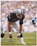 Willie Brown Autographed Oakland Raiders 16x20 Photo