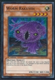 Yu-Gi-Oh Hidden Arsenal 2 Single Worm Rakuyeh 3x Super Rare