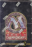 Magic the Gathering World Championship Deck Box (1997)