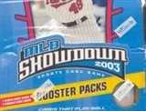 WOTC MLB Showdown 2003 Baseball Booster Box