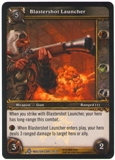 WoW Molten Core Single Blastershot Launcher (MOL-17) FOIL