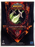 World of Warcraft 2011 Spring Class Starter Deck Horde Goblin Rogue