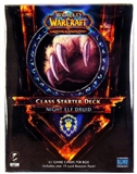 World of Warcraft 2011 Spring Class Starter Deck Alliance Night Elf Druid