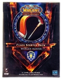 World of Warcraft 2011 Spring Class Starter Deck Alliance Worgen Hunter