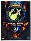 World of Warcraft 2011 Fall Class Starter Deck Alliance Worgen Rogue