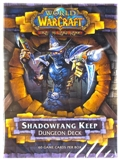 World of Warcraft 2011 Dungeon Deck - Shadowfang Keep