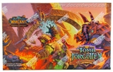 World of Warcraft Aftermath: Tomb of the Forgotten Booster Box (German)