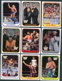 1991 Merlin WWF Wrestling Complete Set of 150