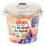 Comic Images WWE Raw Deal It's All About the Game Wrestling Trash Can (Box)