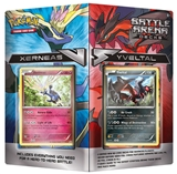 Pokemon Xerneas Vs. Yveltal Battle Arena Deck 8-Box Case (Presell)